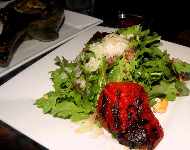 Laurel tavern arugula salad