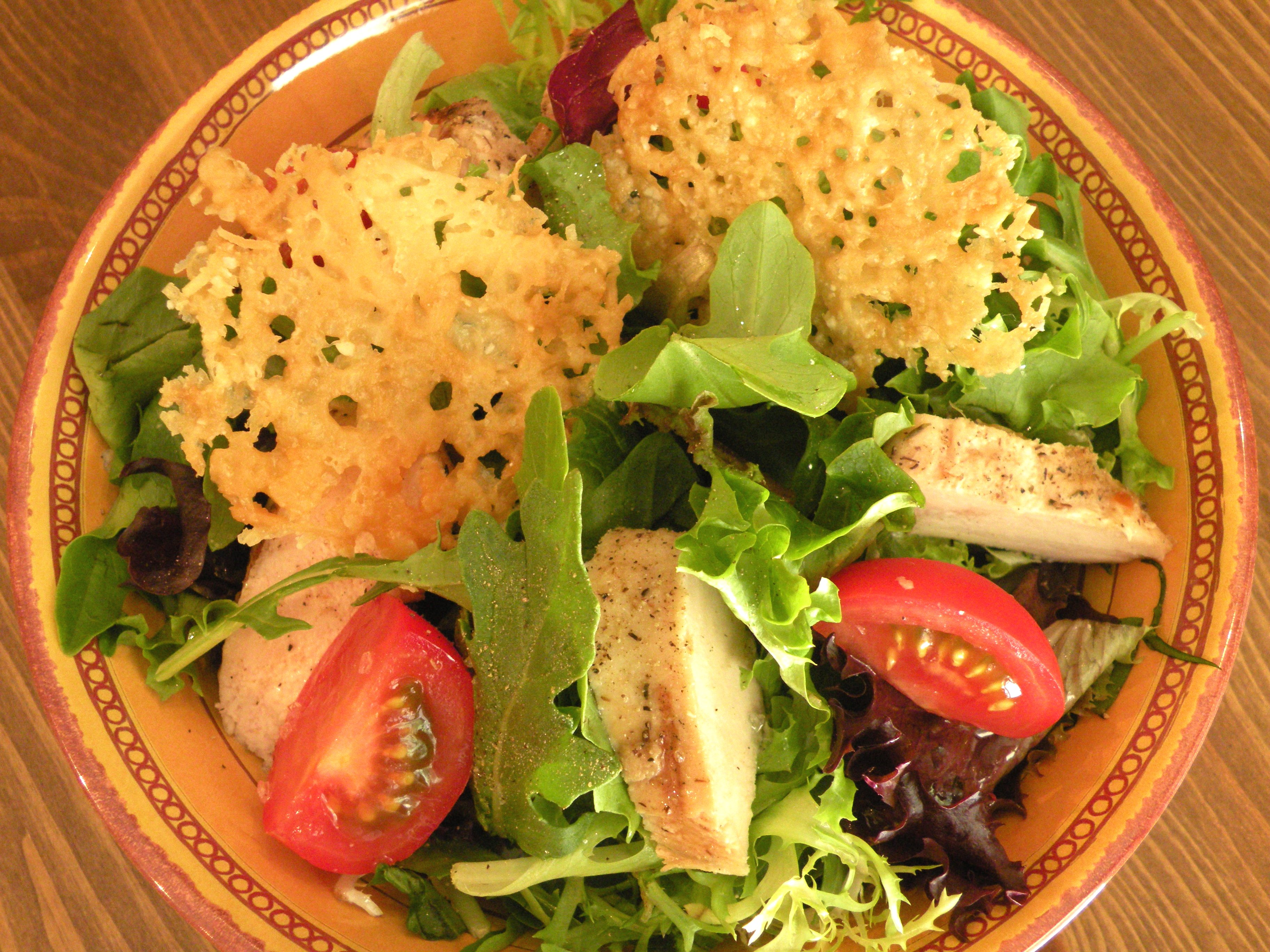 Salad wide