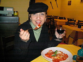 Pasta In Pisa