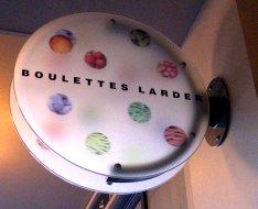 Boulettes Larder