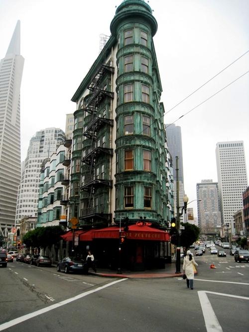 Sentinal Building