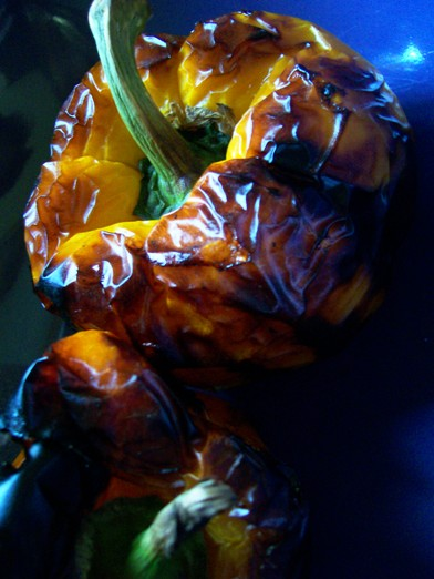 Charred_peppers