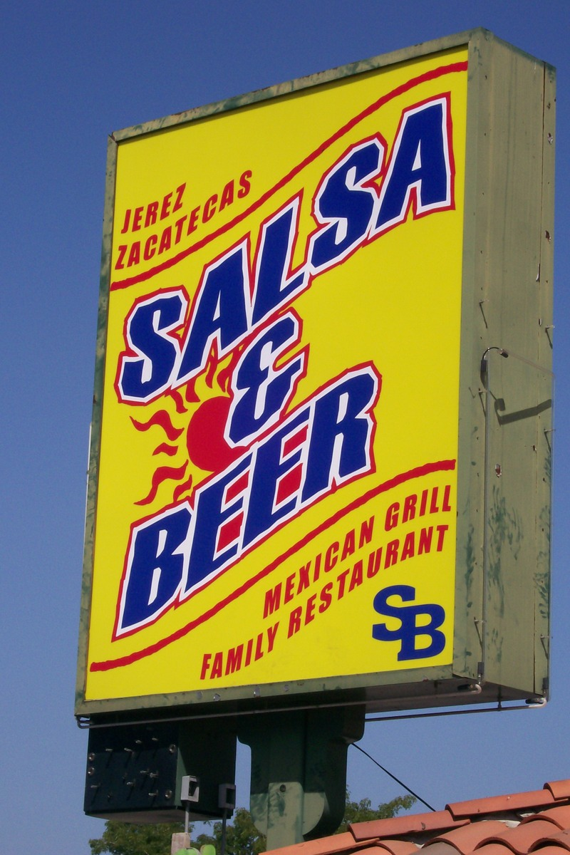 Sunday Dish Salsa Y Beer Do You Wanna Make The Drive To Lake