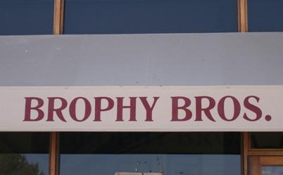 Brophy_sign